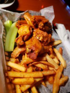 chicken wings las vegas